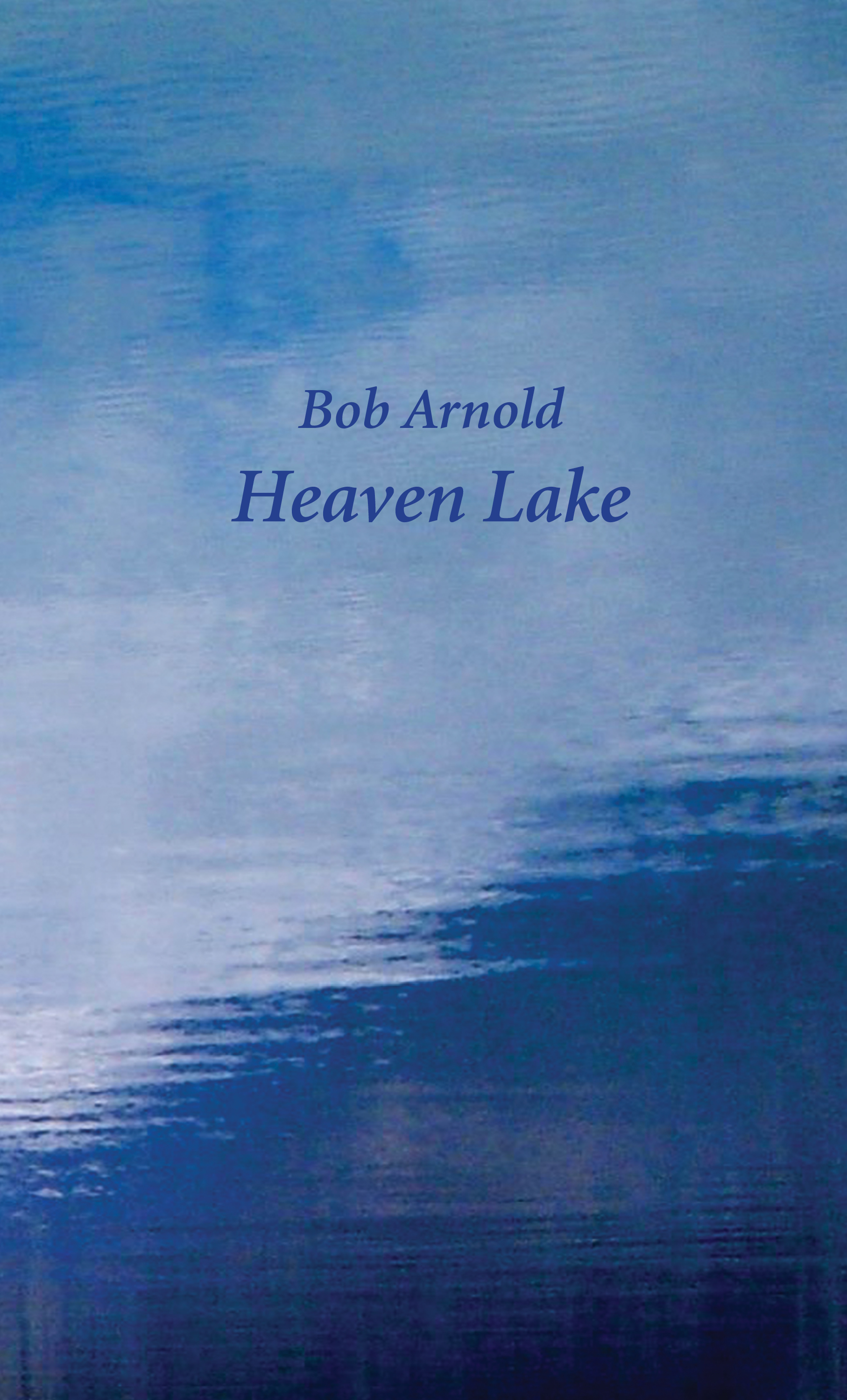 Heaven Lake Cover