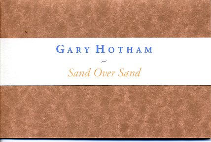 Sand Over Sand