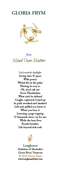 from Mind Over Water
