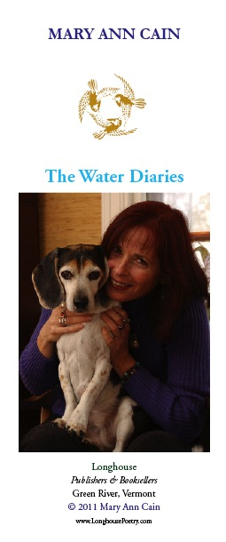 The Water Diaries.